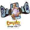 Boogaloo Change 'n Go Diaper Bag by BOOGALOO TOYS