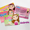Friend Trading Cards by CHATTERCHIX INC.