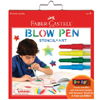 Do Art Blow Pen Stencil Art by FABER-CASTELL