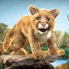 Mountain Lion Cub by FOLKMANIS INC.