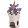 Dragon in Turret by FOLKMANIS INC.