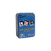 LCR® Left Center Right™ Dice Game Blue Tin by GEORGE & COMPANY LLC