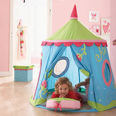 TDmonthly® - New Toys and Games Caro-lini Play Tent from HABA USA/HABERMAASS CORP.  sc 1 st  TOYDIRECTORY.com & TDmonthly® - New Toys and Games: Caro-lini Play Tent from HABA USA ...