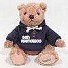 """13"""" Teddy Bear w/ San Fransisco Sweatshirt by HERRINGTON TEDDY BEAR COMPANY"""