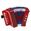 Hohner Kids Red Accordion by HOHNER