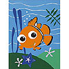 Nemo Paint-by-Number Kit by JANLYNN CORP.