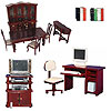 Miniature Dollhouse Furniture by KL HOBBIES