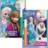 "2in1: Disney Frozen ""Chilly Fun"" by LEE PUBLICATIONS"