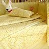 Sunshine Baby Crib Bedding by LITTLE FERN LLC