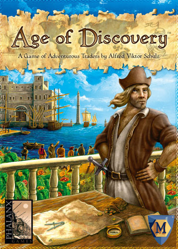 Age of Discovery™ by MAYFAIR GAMES INC.