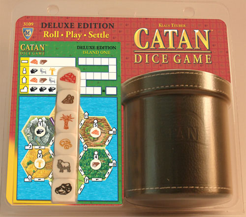 Catan Dice Game™ Deluxe Edition by MAYFAIR GAMES INC.