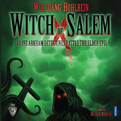 Witch of Salem™ by MAYFAIR GAMES INC.