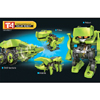 T4 Transforming Solar Robot by OWI INC.