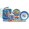 Tasty Tale Tableware Set by THE PIGGY STORY INC.