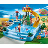 Pool with Water Slide by PLAYMOBIL INC.