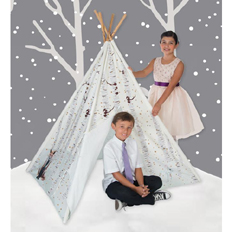 Enchanted Forest Teepee  sc 1 st  TOYDIRECTORY.com & PACIFIC PLAY TENTS INC - TDmonthly Toy Fair Preview and Highlights ...