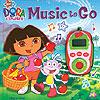 Dora the Explorer Music to Go Digital Music Player by PUBLICATIONS INTERNATIONAL LTD.