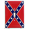 Confederate Flag Switch Cover by SMART BLONDE