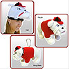 TeamHeads® - Georgia Uga Hat and Plush by TEAMHEADS