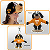 TeamHeads® - Tennessee Smokey Mascot Hat and Plush by TEAMHEADS