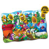Puzzle Doubles Giant Backyard Bugs by THE LEARNING JOURNEY INTERNATIONAL