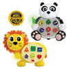 Early Learning Melody Panda and On the Go Lion by THE LEARNING JOURNEY INTERNATIONAL