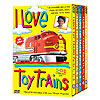 I Love Toy Trains Series by TM BOOKS AND VIDEO