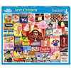 Ice Cream Collage by WHITE MOUNTAIN PUZZLES