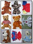 Unstuffed Bears by PDG GROUP, LLC