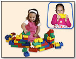 Mini EduBlocks - 26 pc set by EDUSHAPE LTD.