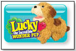 Lucky the Incredible Wonder Pup by ZIZZLE