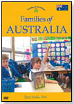 Families of the World - Families of Australia DVD by MASTER COMMUNICATIONS