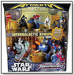 ATTACKTIX Star Wars vs. Transformers InterGalactic Showdown Pack by HASBRO INC.