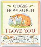 Guess How Much I Love You with Animated Storytime DVD by CANDLEWICK PRESS