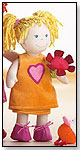 Soft Doll Nelly by HABA USA/HABERMAASS CORP.