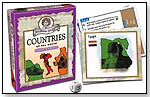Professor Noggin's Card Game Series - Countries of the World by OUTSET MEDIA