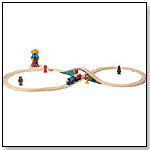 Thomas & Friends Water Tower Figure 8 Set by LEARNING CURVE