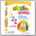 Giggles Computer Funtime for Baby: My Animal Friends by LEVERACTIVE LLC