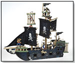 Papo Phantom Ghost Ship by HOTALING IMPORTS