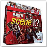 Scene It? DVD Game – Marvel Deluxe Edition by SCREENLIFE