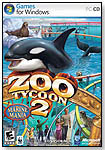 Zoo Tycoon 2: Marine Mania by BLUE FANG GAMES