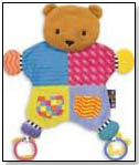 Amazing Baby Development Blanket Teether by KIDS PREFERRED INC.