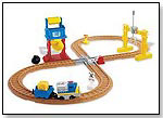 All About Trains Motorized Starter Set by FISHER-PRICE INC.