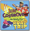 Jim Cosgrove: Mr. Stinky Feet's Road Trip Live by WARNER BROS TOYS
