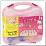 Terrific Toes by CREATIVITY FOR KIDS