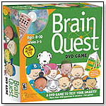 Brain Quest DVD Game - Ages 8-10 by BRIGHTER MINDS MEDIA