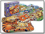 Great Big Sneaky Puzzles: A Day at the Zoo by PATCH PRODUCTS INC.