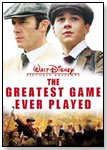 The Greatest Game Ever Played by WALT DISNEY HOME ENTERTAINMENT