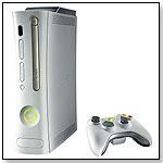 Xbox 360 by MICROSOFT