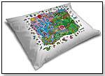 Seek and Find Pillowcase by CMYKIDZ